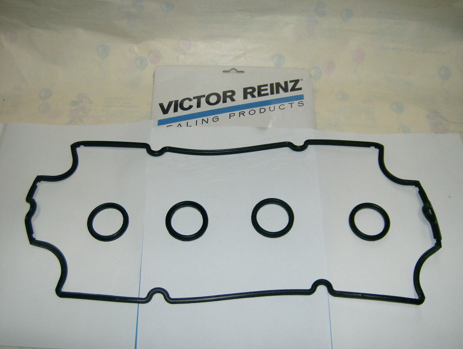 LANCIA DELTA 2.0 16V HF GASKET TAPPETS HEADBOARD COVERS